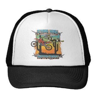 Flying High Motocross Trucker Hat