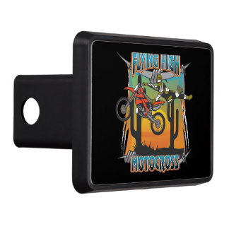Flying High Motocross Hitch Cover
