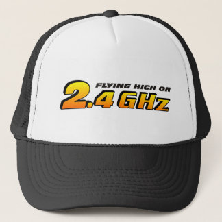 Flying High On 2.4 GHz Trucker Hat
