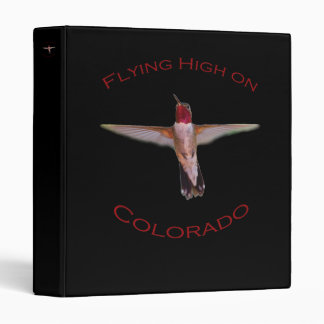Flying High On Colorado Binder