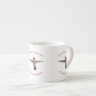 Flying High On Colorado Espresso Cup