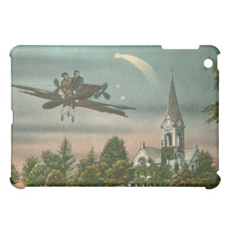 Flying High Over Old Chapel iPad Mini Cover