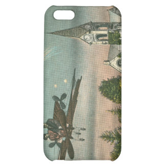 Flying High Over Old Chapel iPhone 5C Cover