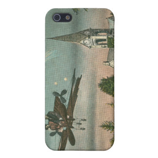 Flying High Over Old Chapel iPhone SE/5/5s Case