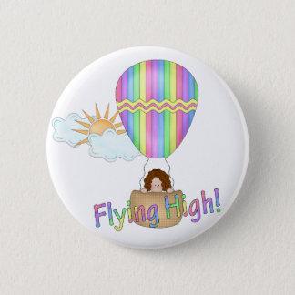 Flying High! Pinback Button