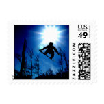 Flying High Postage Stamps