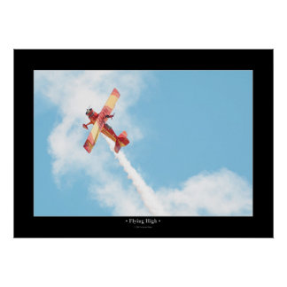 Flying High Posters