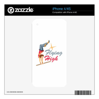 Flying High iPhone 4S Skin