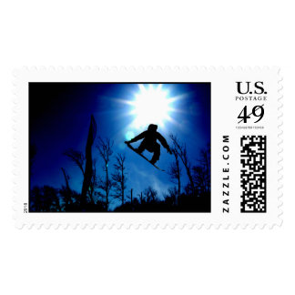 Flying High Stamp