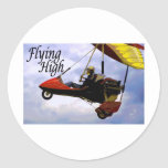 Flying High Stickers