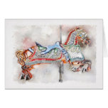 Flying Horse of Venice Stationery Note Card
