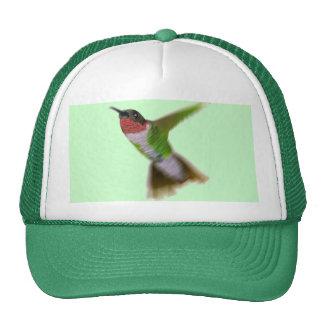 Flying Hummingbird Mesh Hat