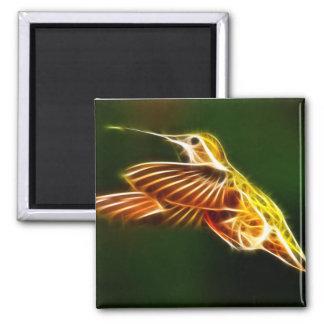 Flying Hummingbird Fridge Magnet