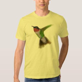 Flying Hummingbird T Shirt