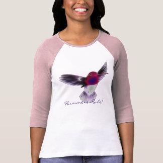 FLYING HUMMINGBIRD Top T Shirt