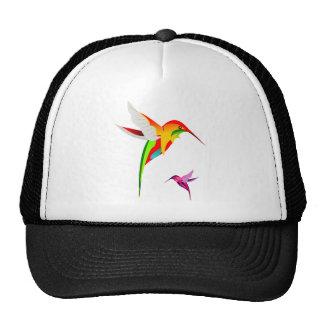 Flying Hummingbirds Trucker Hat