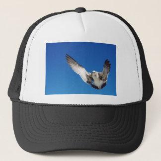 Flying In Trucker Hat