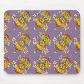 Flying infinity Mouse propellant-actuated device Mouse Pad