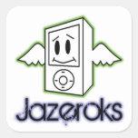 Flying Ipod by Jazeroks sticker