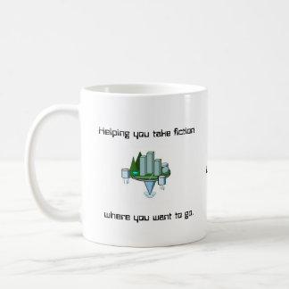 Flying Island Press Coffee Mug