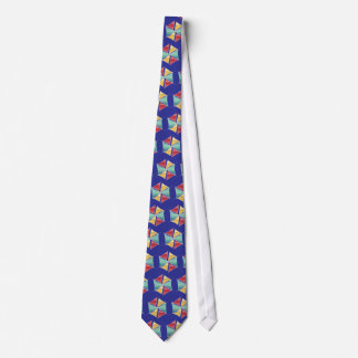 Flying Kite Neck Tie