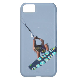 Flying Kitesurfer iPhone 5C Covers