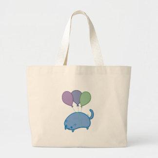Flying kitten bag