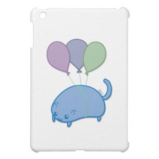Flying kitten iPad mini case