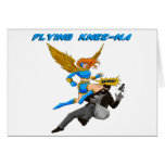 Flying Knee-Na Card