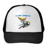 Flying Knee-Na Hat