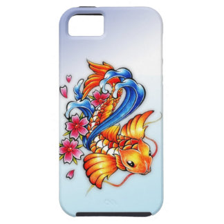 Flying Koi Fish iPhone 5 Case