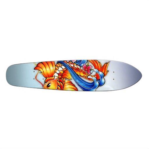 Skateboard fish fish skateboard toupeenseen for 99 5 the fish