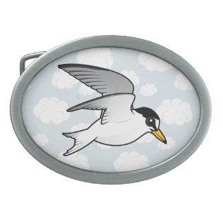 Flying Little Tern Belt Buckles