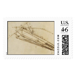 Flying Machine Stamps
