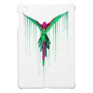 Flying Melting Parrot iPad Mini Cases