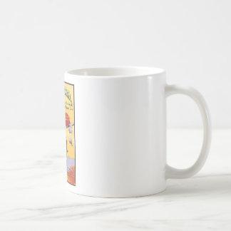 Flying Merkel Coffee Mug
