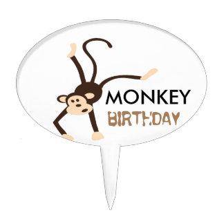 Flying Monkey Cake Picks
