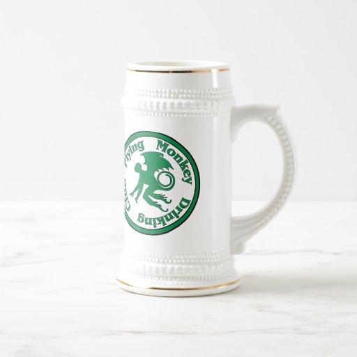 Flying Monkey Drinking Club 18 Oz Beer Stein