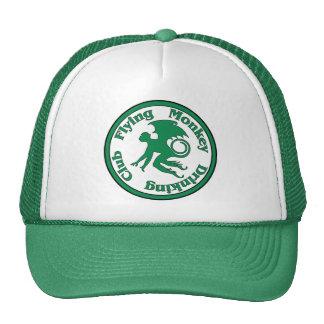 Flying Monkey Drinking Club Hat
