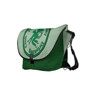 Flying Monkey Drinking Club Messenger Bag