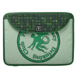 Flying Monkey Drinking Club Sleeves For MacBooks