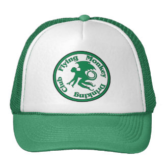Flying Monkey Drinking Club Trucker Hat
