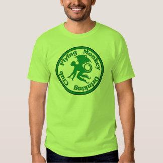 Flying Monkey Drinking Club Tshirt