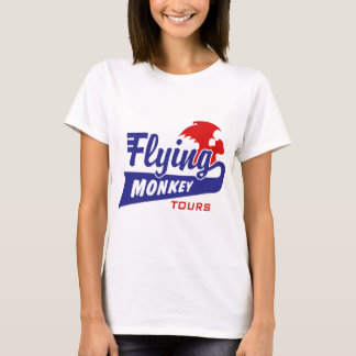 Flying Monkey Tours T-Shirt