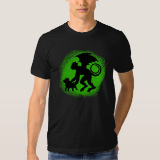Flying Monkey with Toto Shirt