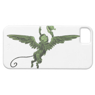 Flying Monkey, Wizard of Oz iPhone 5 Cases