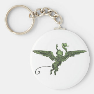 Flying Monkey, Wizard of Oz Keychain
