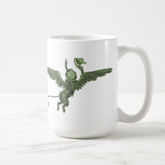 Flying Monkey, Wizard of Oz Classic White Coffee Mug