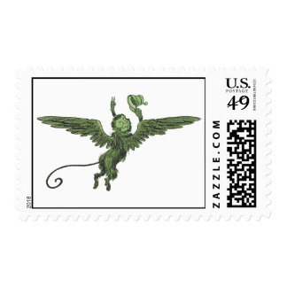 Flying Monkey, Wizard of Oz Stamp