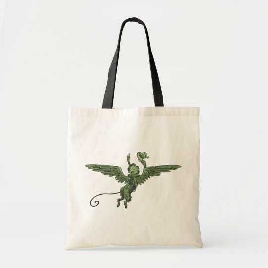 Flying Monkey, Wizard of Oz Tote Bag